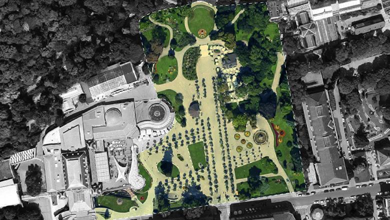 Picknickzone Kurpark